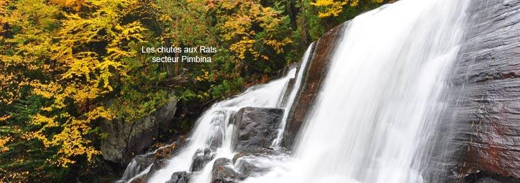 Discorey national parc du mont tremblant via ferrata for Lac miroir mont tremblant